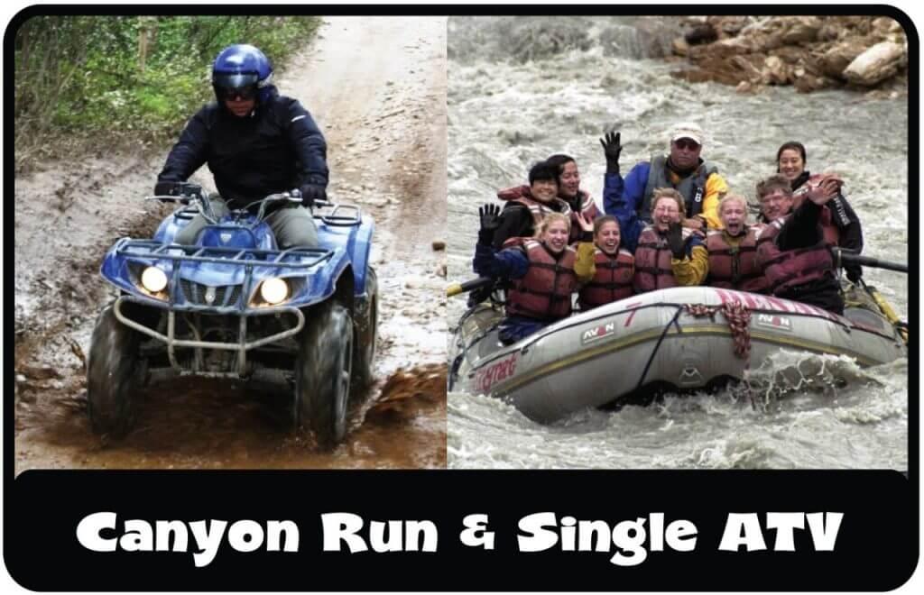 ATV Combo rafting