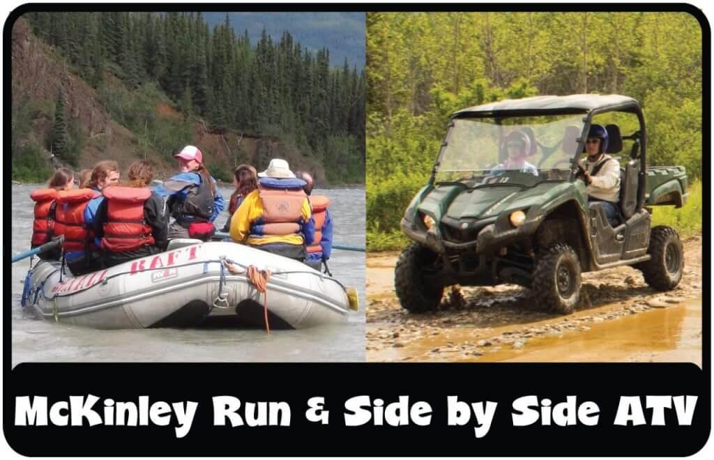 rafting ATV alaska