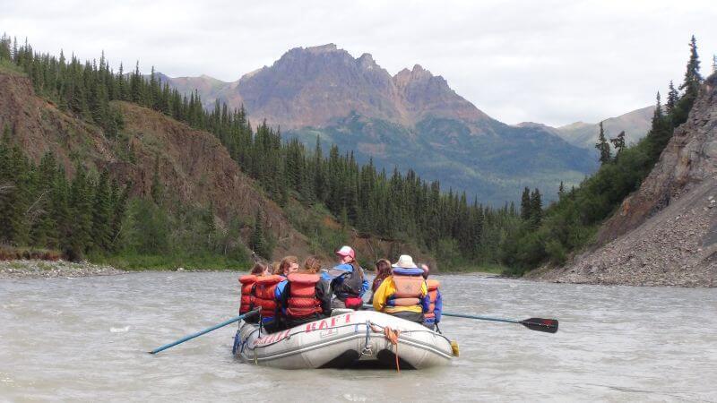 mckinley denali rafting